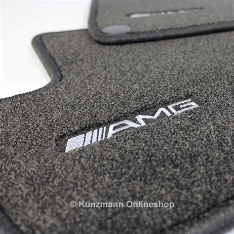 Mercedes Amg Floor Mats by Amg Floor Mats Mercedes Clk Coupe W209 Original Amg By