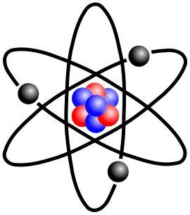 Proton Of An Atom Proton Lithium Atom