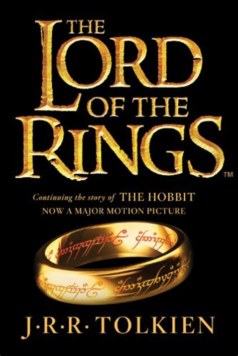 the ring books the lord of the rings