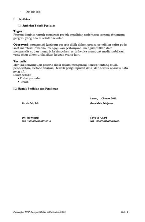 makalah membuat rpp rpp 2 geo langkah penelitian