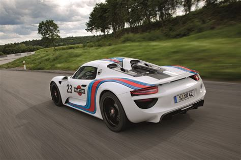 porsche martini 100 cars 187 blog archive 187 porsche 918 spyder gets