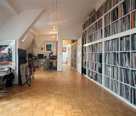 Vinyl Room by Dj Rooms Vinyl Living Rooms Studios Collections