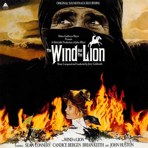 film the lion and the wind the wind and the lion soundtrack