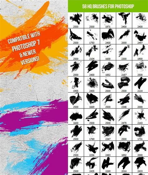 photoshop pattern paint 33 remarkable photoshop brushes that you must bookmark