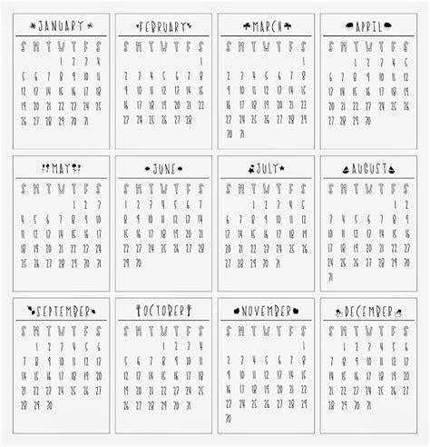 mini calendar template free printable 2014 mini calendar free printable 2017