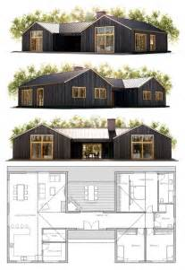 Small House Floor Plans With Garage by 25 Best Ideas About Small House Plans On Pinterest