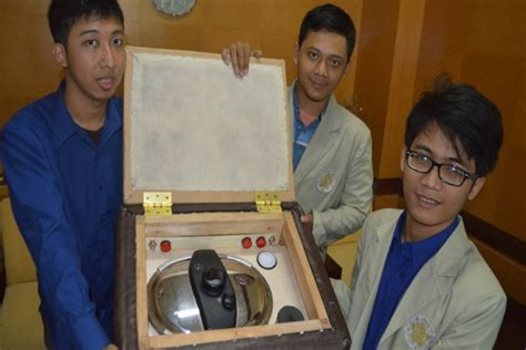 Ac Ramah Lingkungan satu harapan mahasiswa ugm kembangkan pengolah limbah b3