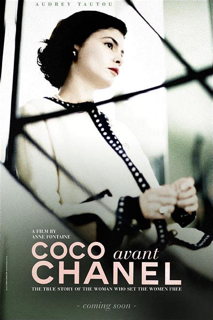 film van coco chanel coco avant chanel 2009 just because i m so interested