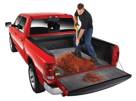 Truck Bed Rug Review by Bed Rug Bmt02sbd Truck Bed Mat W Drop In Liner Ebay
