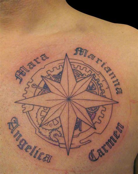 tattoo old school rosa dei venti significato tattoo rosa dei venti maori saverio berrica saveberry24