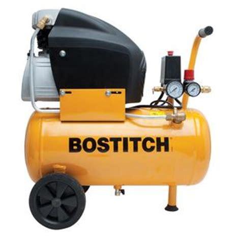 stanley bostitch bostitch btfp02006 6 gallon horizontal 150psi 3 8scfm air compressor