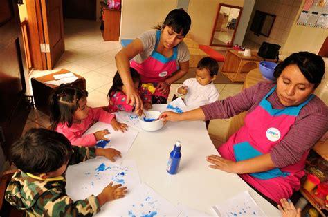 Cuna Mas Huancavelica | entregan material l 250 dico educativo a familias de cuna m 225 s