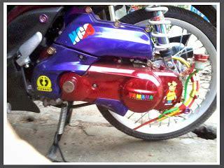 Lu Variasi Soul Gt yamaha soul gt modifikasi ala thailand look style review lengkap motor baru dan motor