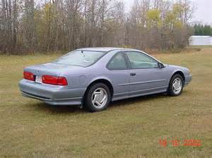 95 Ford Thunderbird Vgfedor 1995 Ford Thunderbird Specs Photos Modification