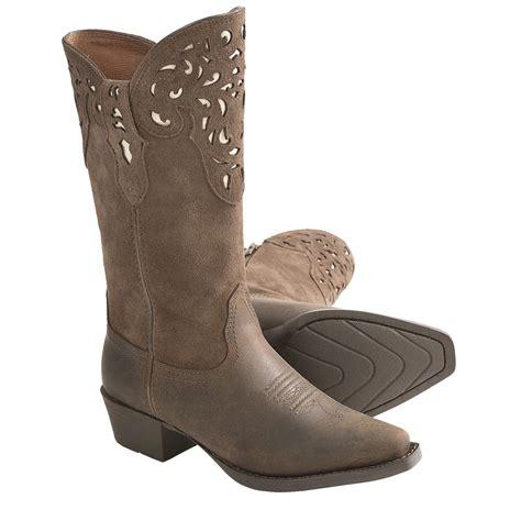ariat cowboy boots ariat hacienda cowboy boots for 6483f save 77