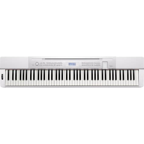 Keyboard Casio Privia casio px 350 privia 88 key digital piano white px 350we b h