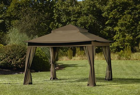 Pop Up Gazebo Essential Garden Garden Pop Up Gazebo Outdoor Living