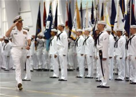 great lakes naval station graduation information