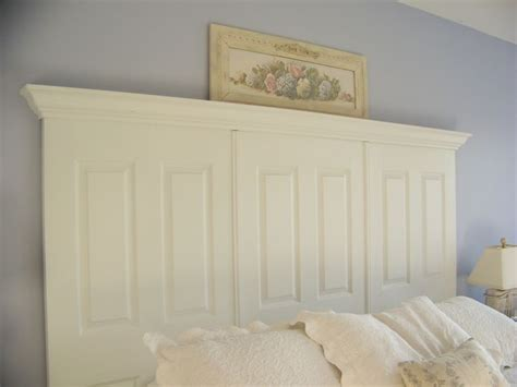 headboard out of door 1000 ideas about homemade headboards on pinterest