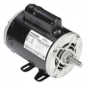 marathon motors 1 1 2 hp commercial duty air compressor motor capacitor start 3450 nameplate rpm