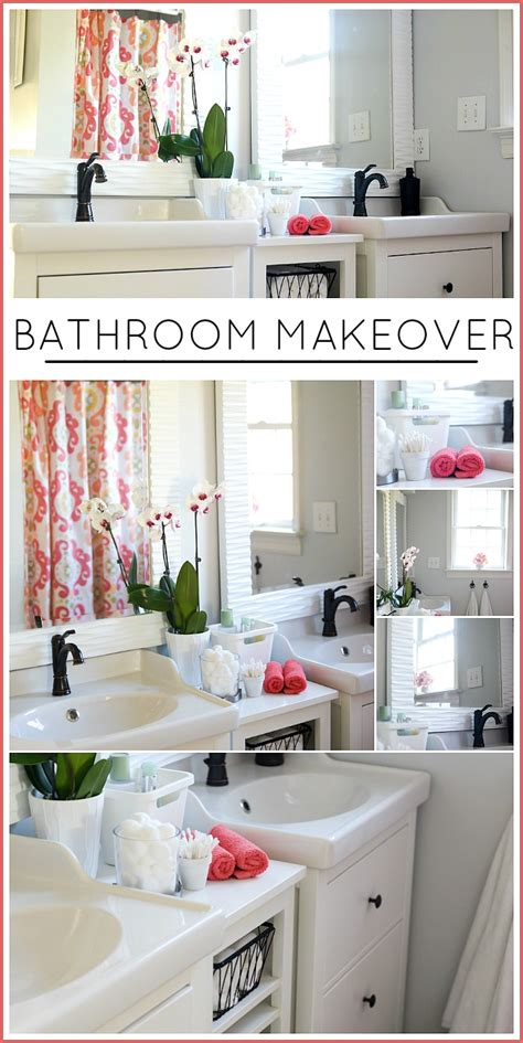 bathroom update with kendrick wall mirrors and giveaway - Win Bathroom Makeover 2014
