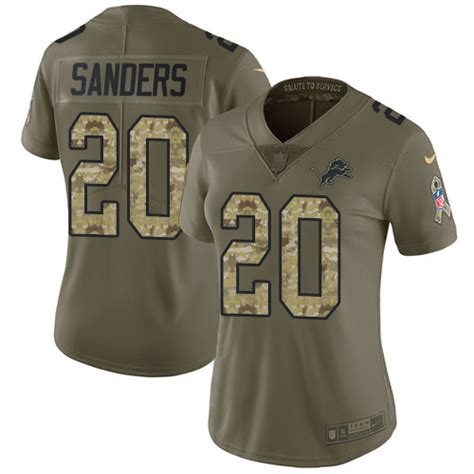 replica white barry sanders 20 jersey discover p 1190 20 sideline black united barry sanders detroit lions