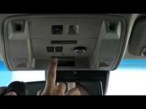 Coleman Garage Door Opener Program Your Homelink Equipped Vehicle To Garage Door