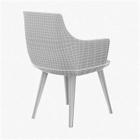 sandler seating sandler seating beret tonon collection 3d model max obj