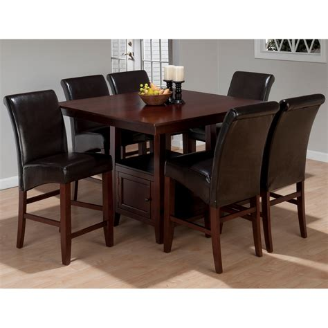 Tessa Dining Table Jofran Tessa Counter Height Square Dining Table The Simple Stores