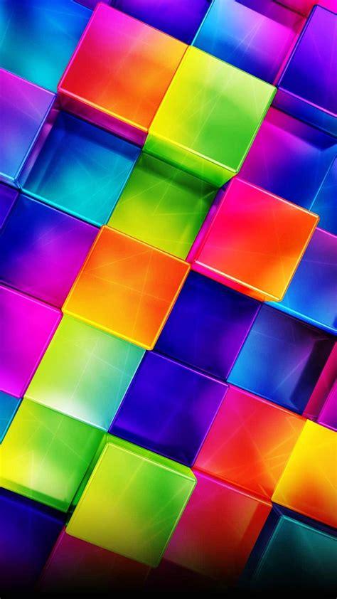 colorful geometric wallpaper 3d colorful geometric wallpapers 1080x1920 360907