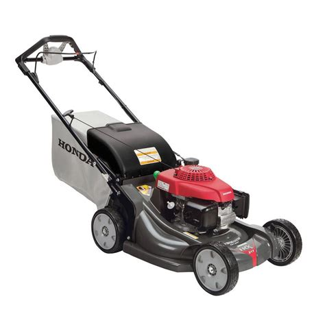 honda 21 in variable speed 4 in 1 gas self propelled