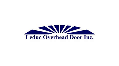 Overhead Door Inc Leduc Overhead Door Inc Leduc Ab 104 6051 47 St Canpages
