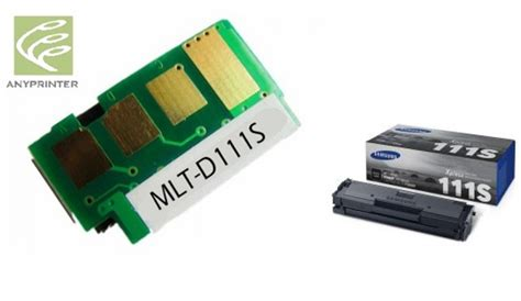 reset chip samsung xpress m2022 nuovo chip samsung mlt d111s compatibile