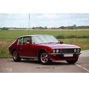 Classic 1972 Jensen Interceptor MK3 Coupe For Sale 2785
