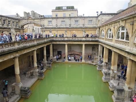bathroom in england the roman baths bath england kmb travel blog