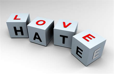 images of love and hate social media sicknesses love and hate