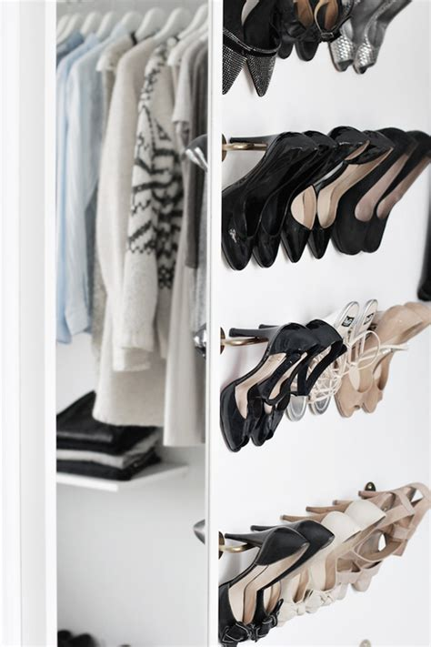 In Closet Shoe Rack beautiful walk in closet with low budget home design and