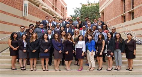 Ucla Riordan Mba by Riordan Mba Fellows Ucla School Of Management
