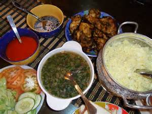 Menu Buka Puasa A Pleasure From My Kitchen Menu Menu Berbuka Puasa Sahur