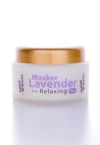 Review Masker Wajah de wajah masker lavender reviews