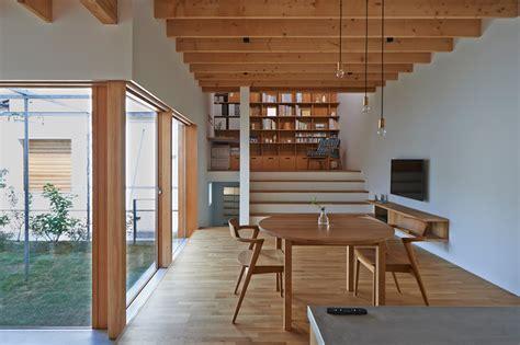 designboom osaka ninkipen courtyard house in osaka japan
