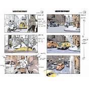 Storyboards De Capit&227o America Por Damaggio  THECAB
