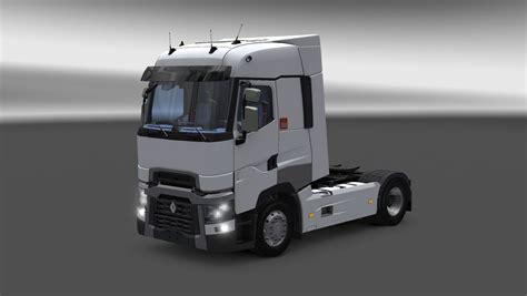 House Building Simulator euro truck simulator 2 renault range t modu2