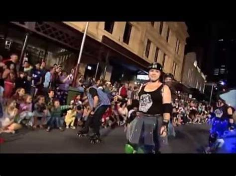 city of perth christmas pageant 2012 youtube