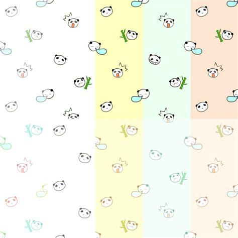 pattern background deviantart custom box panda pattern backgrounds by dagneo on deviantart