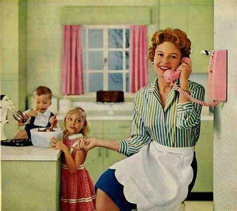 domestic goddess in the kitchen