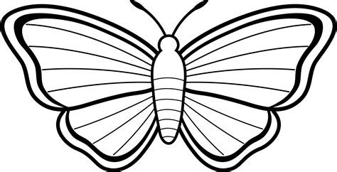 black and white coloring pages of butterflies butterfly flying outline clipart clipart panda free
