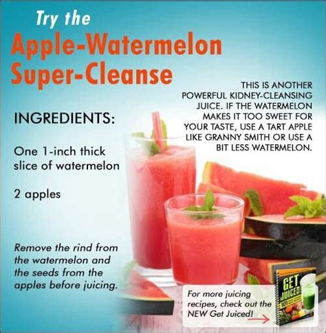 Melon Detox Diet by Juicing Recipes Juicing Recipe And Watermelon