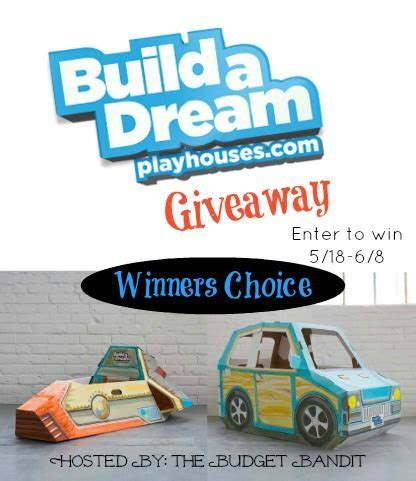 Thetalk Com Giveaway - build a dream playhouse giveaway life with kathy