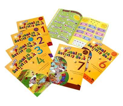 learning books jolly phonics activity books for children jolly learning